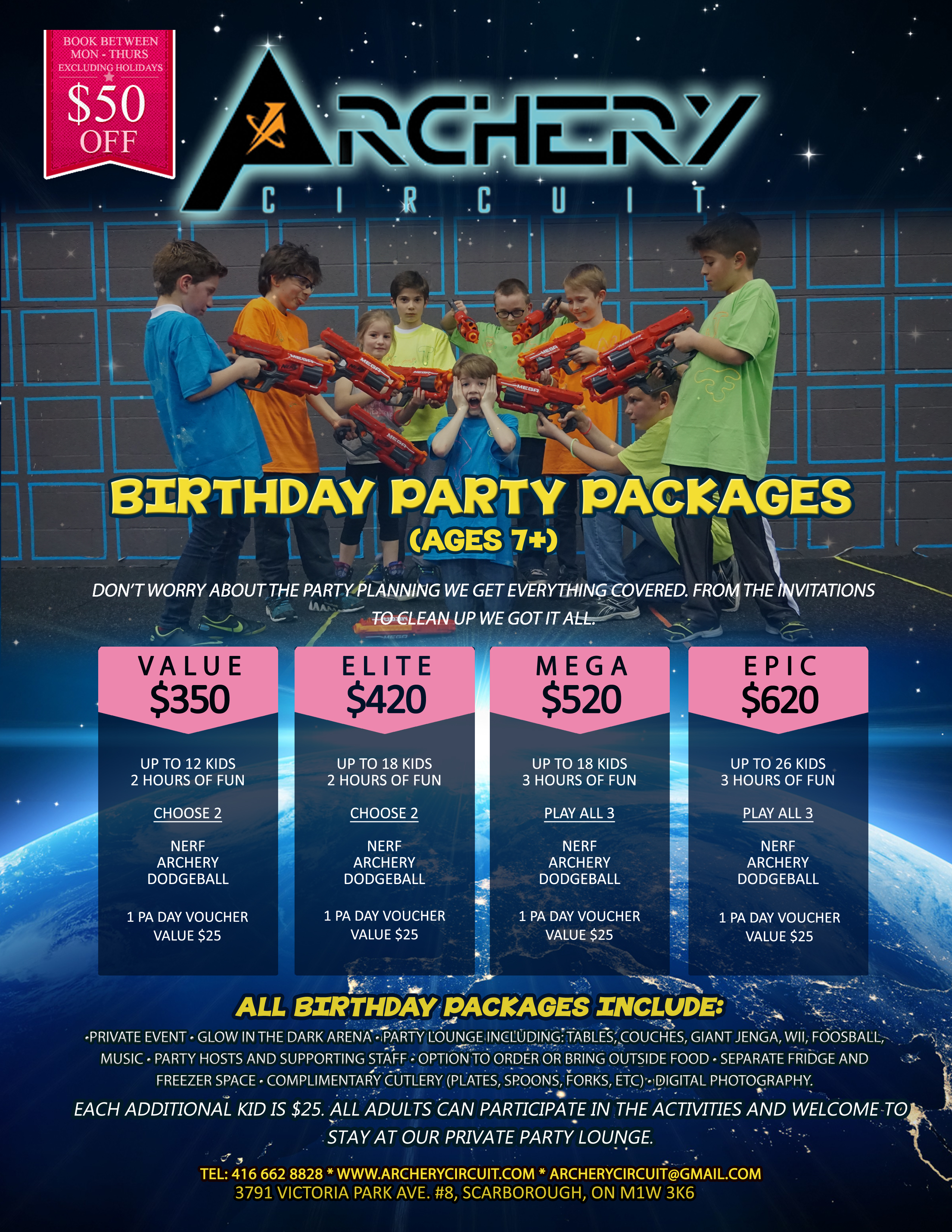 NEW BIRTHDAY PACKAGES NEW PRICE 2